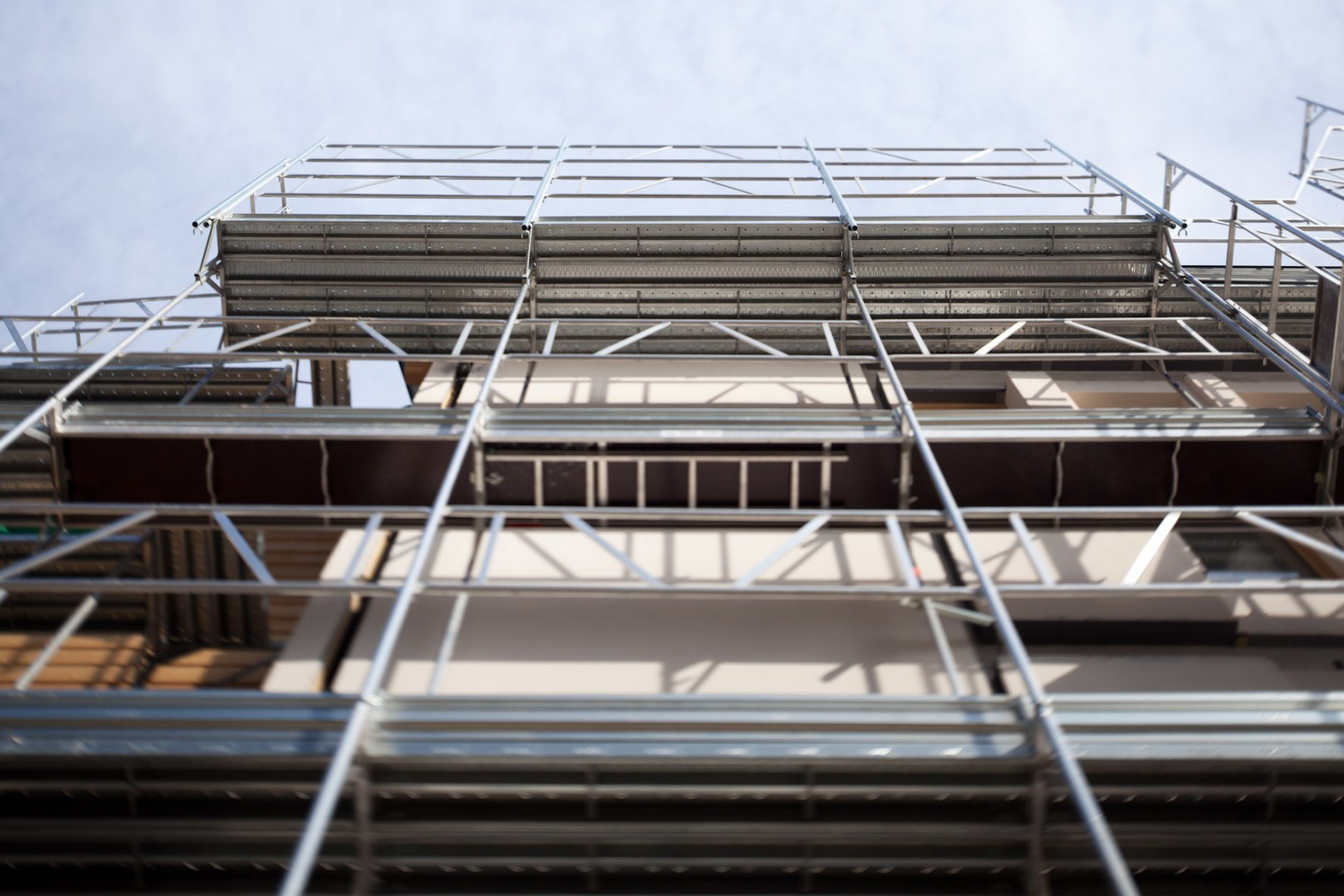 Aluminium Scaffolding and mobile towers