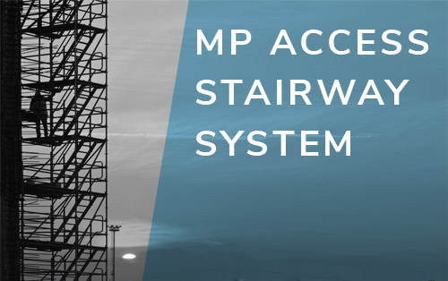 MP Access stairway system